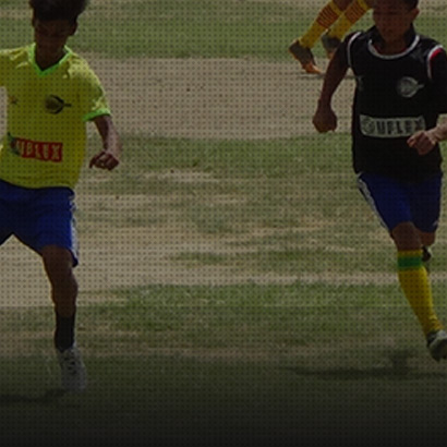 Football development in India